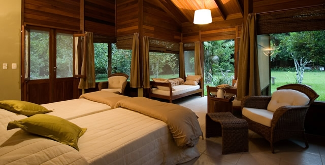 Cristalino Lodge Bungalow