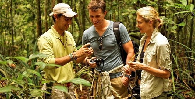 Jungle Hike, Iberostar Amazon Cruise
