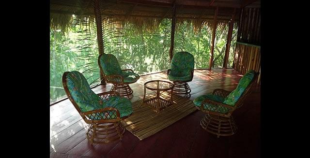 Living Room, Juma Lodge, Amazon