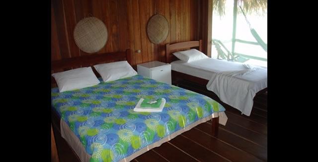 Triple Room, Juma Lodge, Amazon