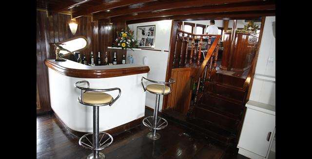 Bar - MV Desafio Amazon Cruise