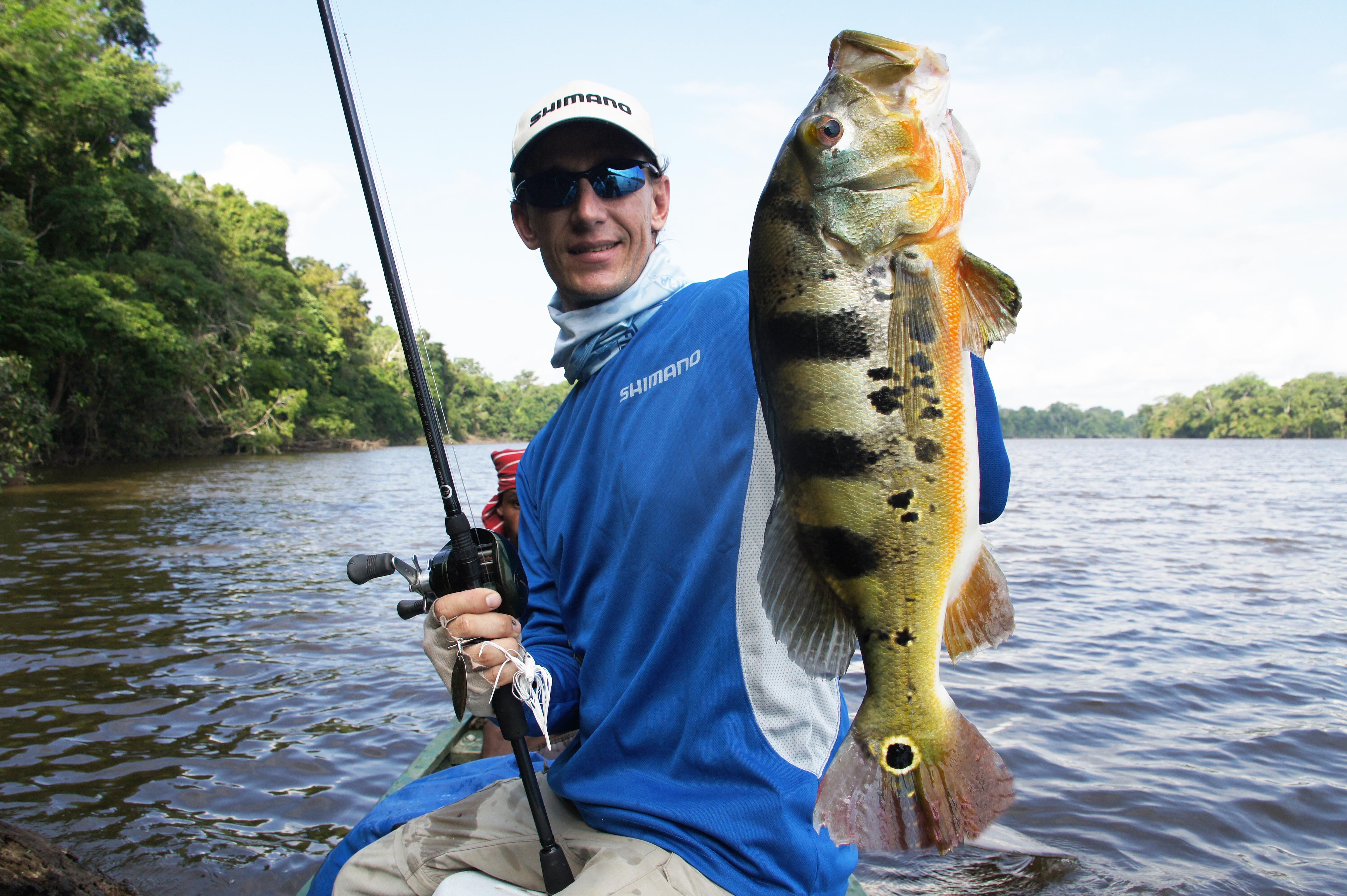 Sport Fishing, Palmari Lodge