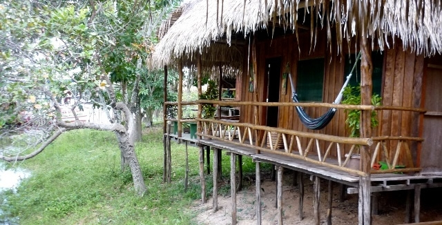 Bungalow Tariri Amazon Lodge