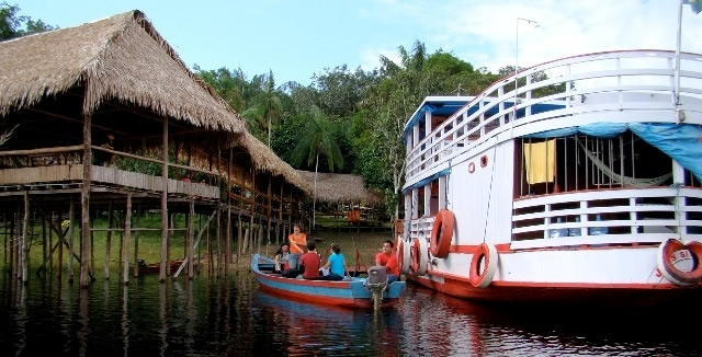 Tariri Lodge in the Amazon