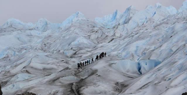 Perito Moreno Trekking, Argentina