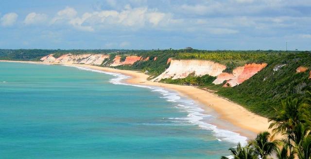 Praia Pitinga, Arraial D'Ajuda