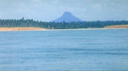 Monte Pascoal, Bahia