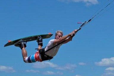Kite-Surf Air, Atins