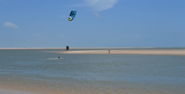 Kite Surf Classes, Atins
