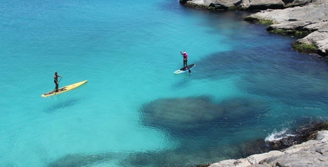 Stand-Up Paddle, Cabo Frio