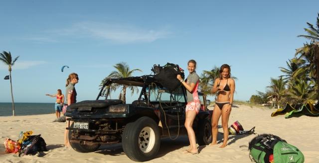 Beach Buggy Girls, Cumbuco