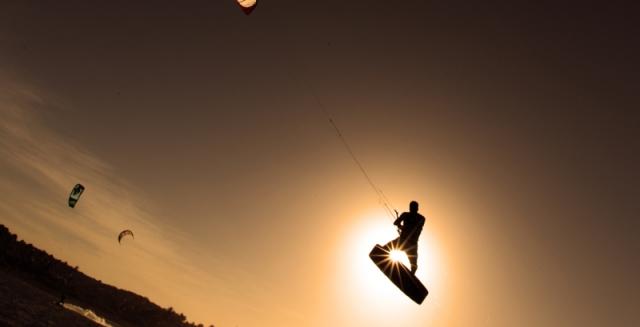 Sunset Kitesurfing, Cumbuco