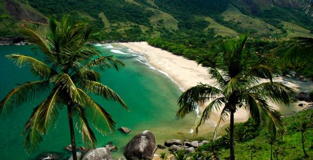 Praia Bonete; Ilhabela