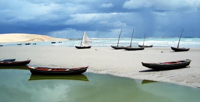 Jangada Boat, Jericoacoara