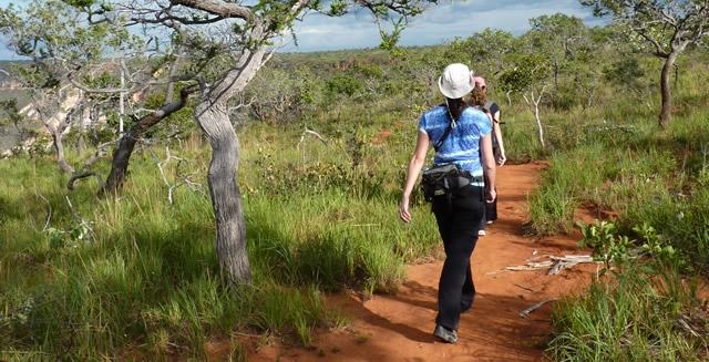 Espirito Santo Trail, Jalapao State Park - Tocantins