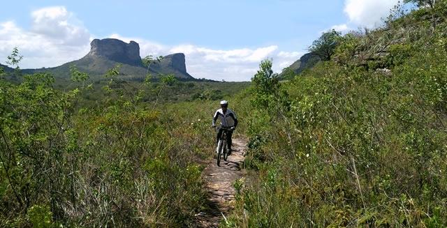 Mountain Biking, Chapada Diamantina National Park, Bahia