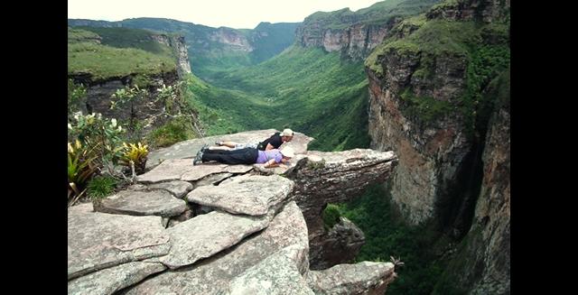 Cachoeirao, Vale do Pati - Chapada Diamantina National Park