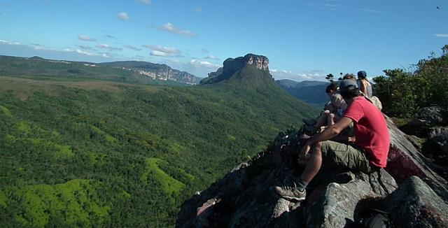 Trekking through Vale do Pati - Chapada Diamantina National Park