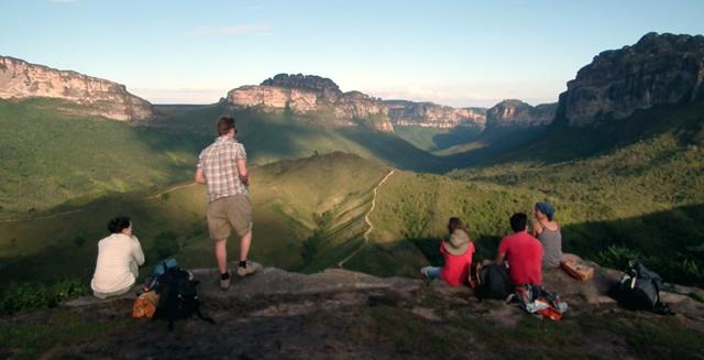 Trekking, Vale do Pati - Chapada Diamantina National Park