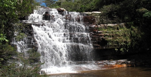 Waterfall, Vale do Pati