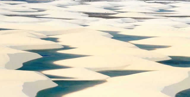 Dunes and Lagoons of Lencois Maranhenses