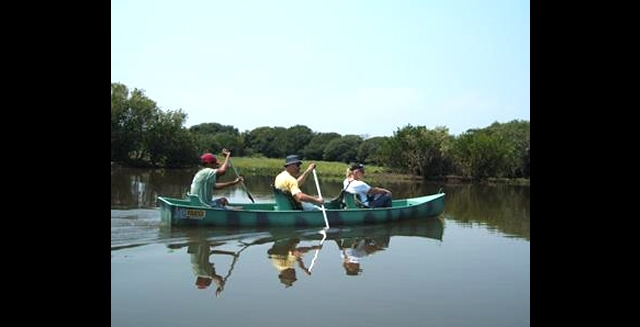 Canoeing, Pousada Mutum -  Pantanal