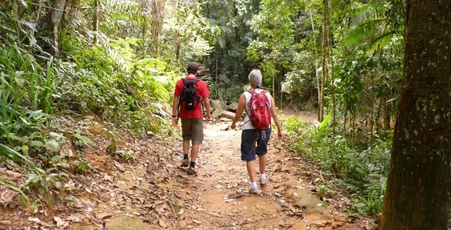 Trekking Costa Verde