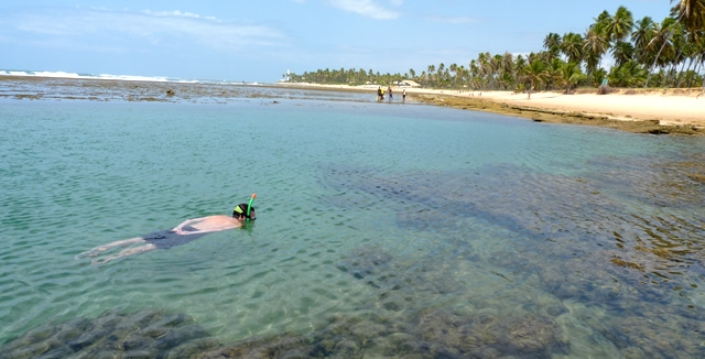 Natural Pools, Praia do Forte