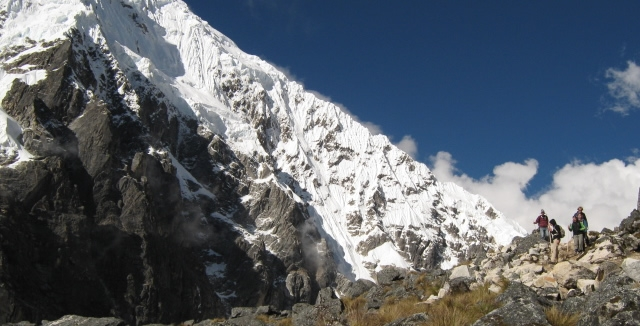 Salkantay Trail Trekking to Machu Picchu, Peru