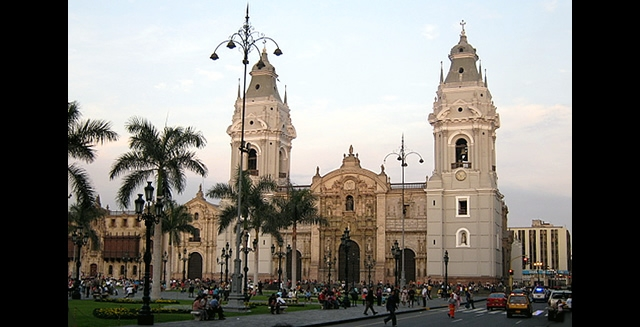 Cathedral of Lima, Peru