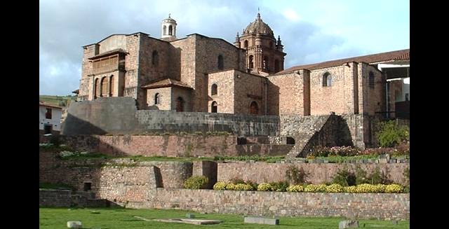 Korikancha, The Temple of The Sun, Cusco - Peru