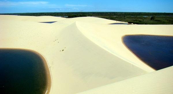 Parnaiba Delta Dunes