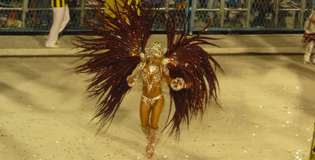 Rio de Janeiro Carnaval Queen