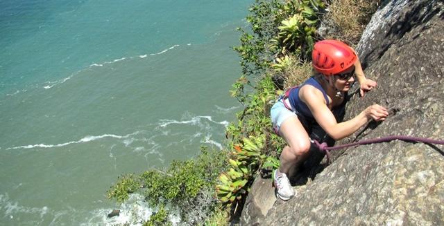 Sugar Loaf Climbing, Rio de Janeiro